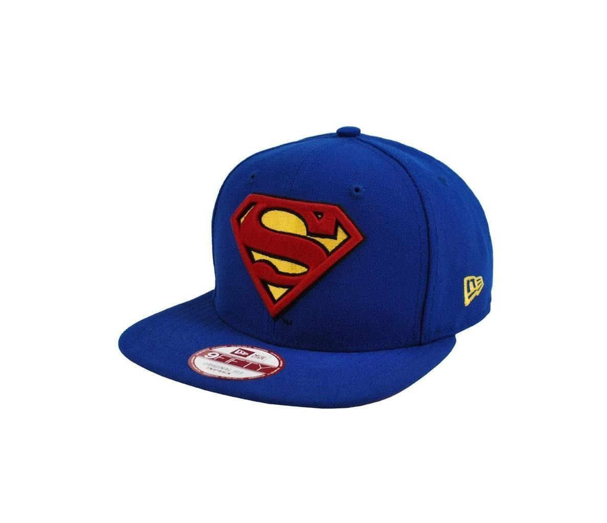 ad3600d516333 gorra new era superman. Cargando zoom.