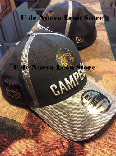 New Era Tigres Campeon