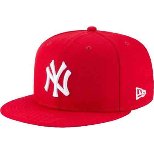 Gorra New Era Yankees De New York Mlb 59 Fifty Roja -   145.000 en Mercado  Libre ac88ee18b20