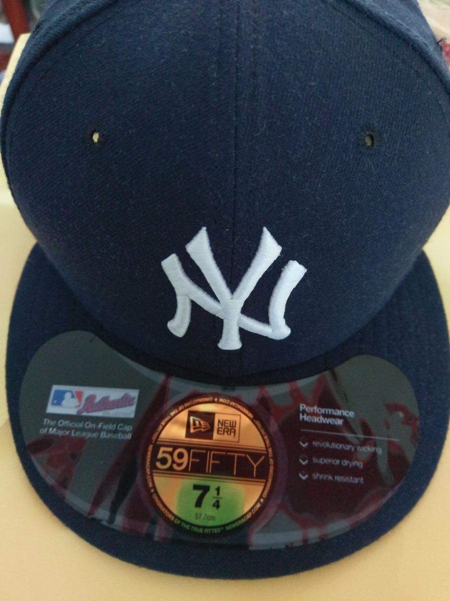 f0015adef4e9a Gorra New Era Yankees Talla 7 1 4 Original Nueva -   599.00 en ...