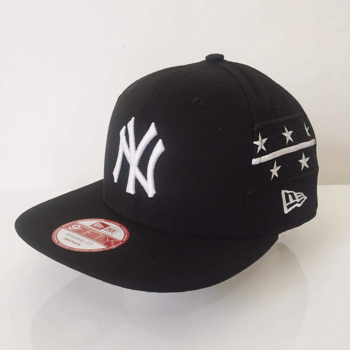 1b712e8fa22c8 Gorra New Era York Yankees Ny Mlb Snapback -   549.00 en Mercado Libre