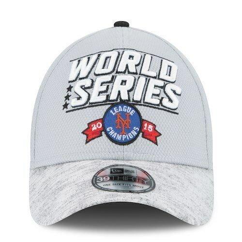c3dc9c3dad496 gorra new york mets baseball mlb champions new era 2015 gris · gorra new  new era