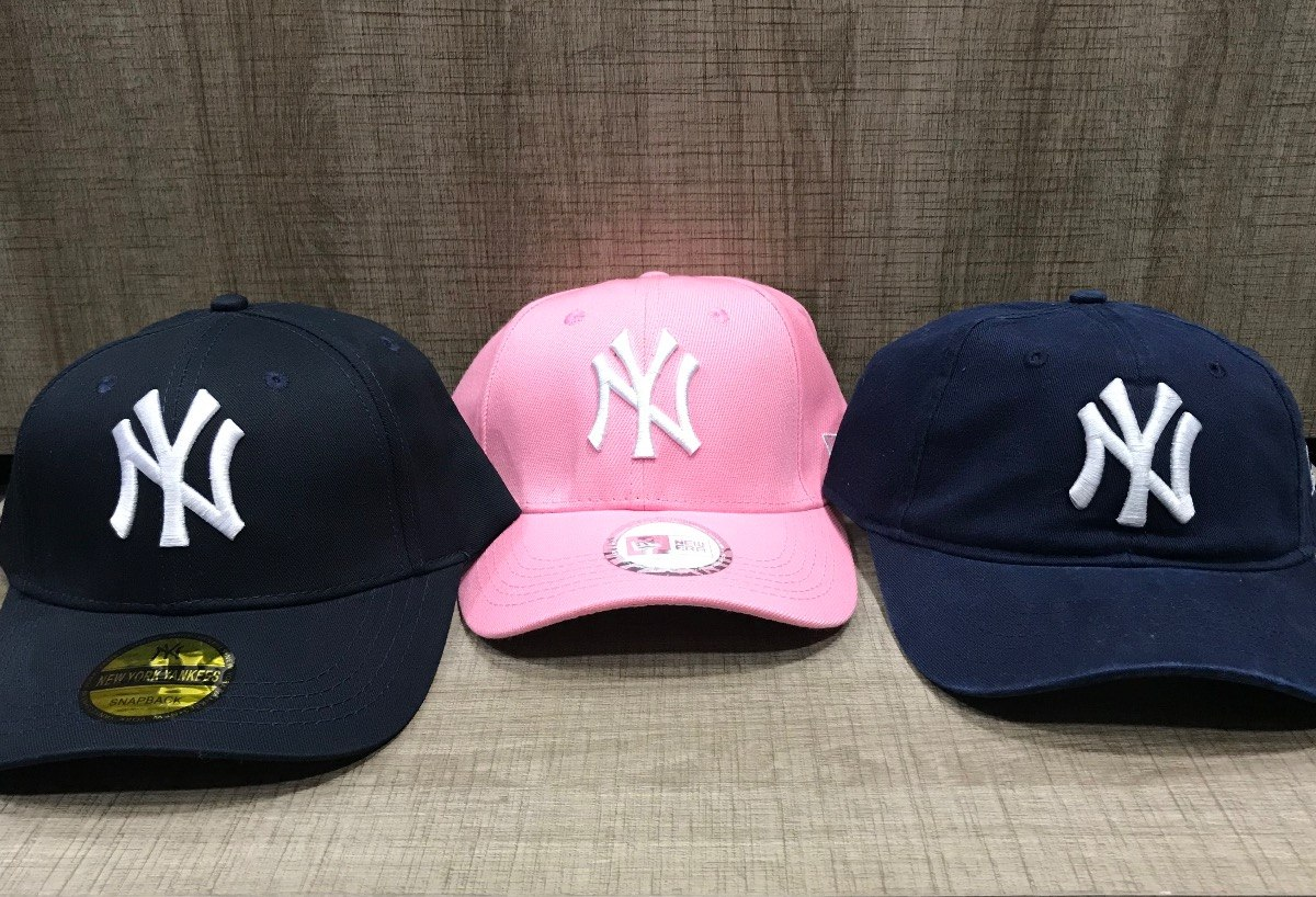 11b4285b18f0f Gorra New York Adjustables -   40.000 en Mercado Libre