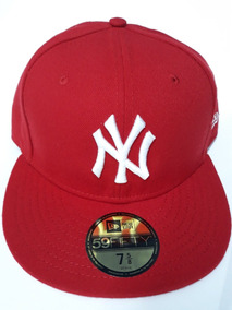 8a931bf2de61 Gorra New York Yankees Roja New Era Original Varias Medidas