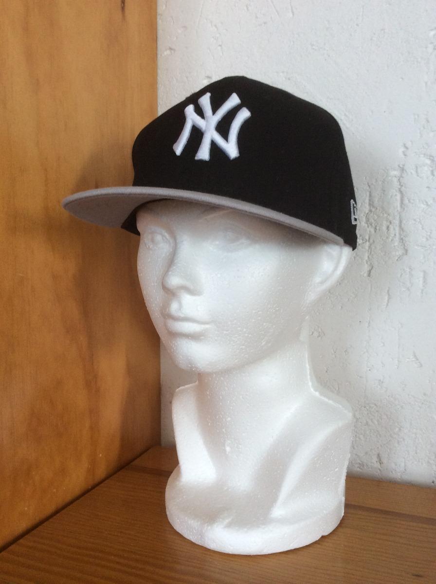 Gorra New York Yankees Snapback Negra Baseball New Era -   599.00 en ... 41649666ae0