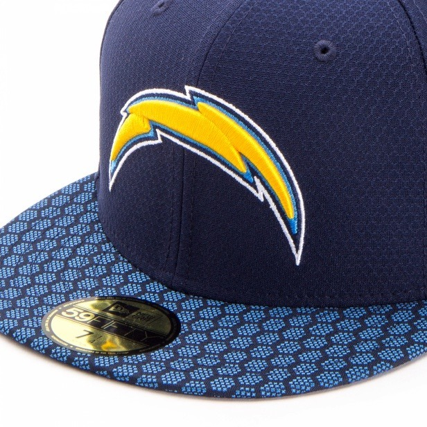 Gorra Nfl New Era 5950 Sideline Los Angeles Chargers 2018 -   859.00 ... ff73857cac3