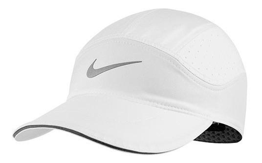 a39d8bb7a Gorra Nike Aerobill Cap Tw Elite 828617-100 Blanco Unisex Pv