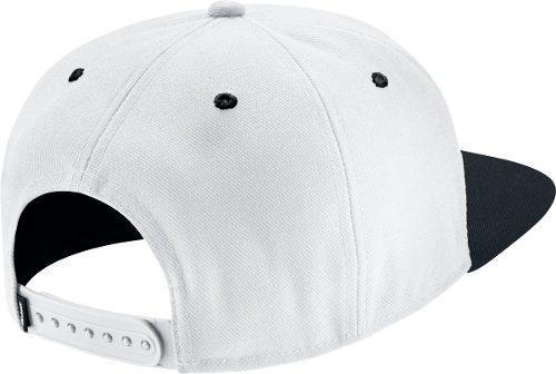 0cf41744485b8 Gorra Nike Blanco Negro 628683-104 Original -   449.00 en Mercado Libre