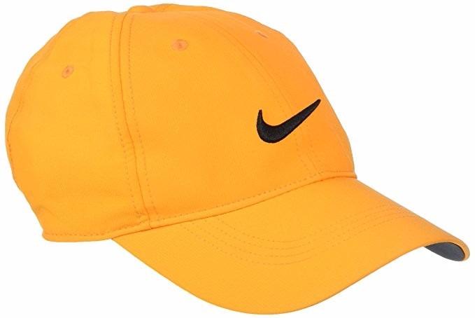 Gorra Nike De Golf Para Hombre Tamaño Ajustable-amarilla ... b9a2d3fdd64