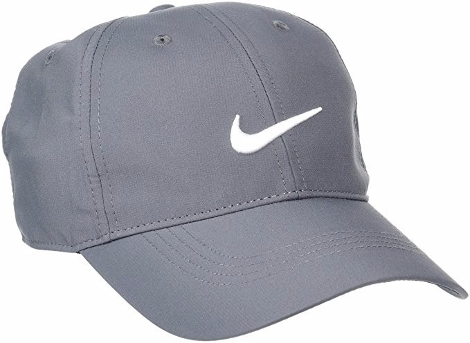 Gorra Nike De Golf Para Hombre Tamaño Ajustable-color Gris ... ab38e395311
