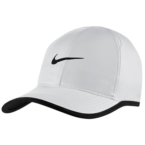 Gorra Nike Featherlight Cap 679421-100 Blanco Dama Oi -   580.00 en ... 050ac024b00