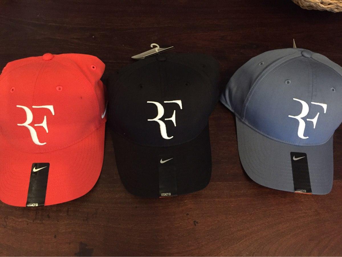 gorra nike federer rf logo 2016 color negro (el mas buscado). Cargando zoom. 4b87a9f5708