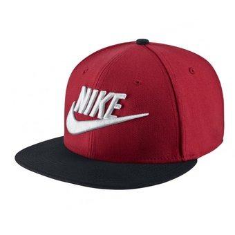 5f37b3f383d4b Gorra Nike Futura True 2 Snapback 584169-659 Roja -   450.00 en .