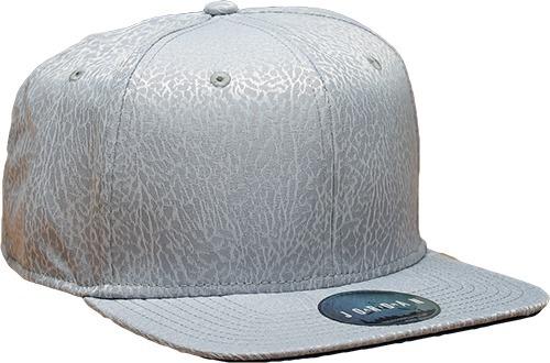 Gorra Nike Jordan Retro 3 True Og Snapback 802029 Cement -   675.00 ... ae8295c973d