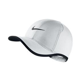 281d68652 Gorra Nike Kids Featherlight White Hat - 739376-100