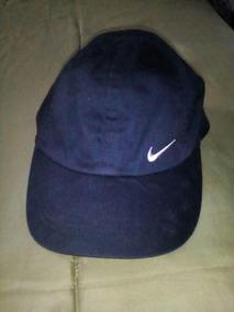 0613659bf Gorra Azul Marino Nike - Ropa