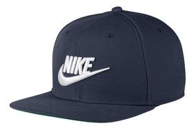 0745a7cc880c Gorra Nike Nsw Pro Futura Azul 100% Original