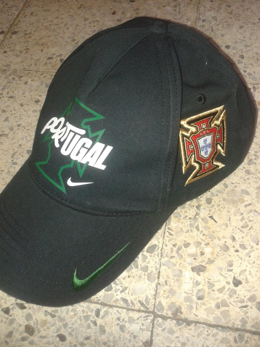 Gorra Nike Portugal 100% Original. -   600.00 en Mercado Libre e40c1a483a6