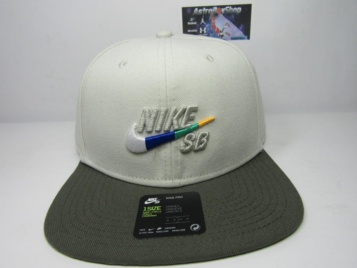 9eb3252a4 Gorra Nike Pro Sb Colors Logo Unitalla (astroboyshop) -   650.00 en ...