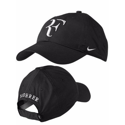 Gorra Nike Rf Roger Federer Negra Aerobill Tenis -   1.299 ee4c734f6c3