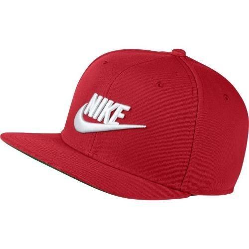 Super descuento sitio web profesional ofrecer descuentos Gorra Nike Roja 891284-657 Original