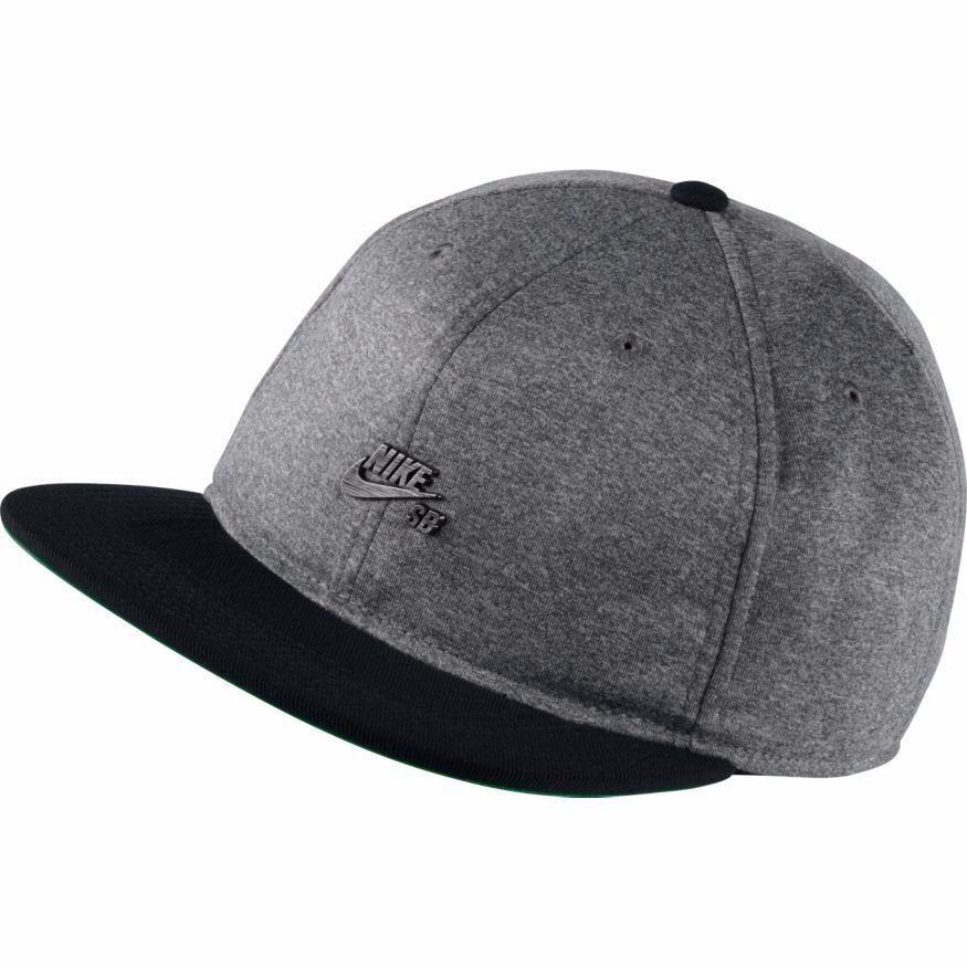 gorra nike sb aerobill hat - gris - negro original. Cargando zoom. e335b9e3b1f