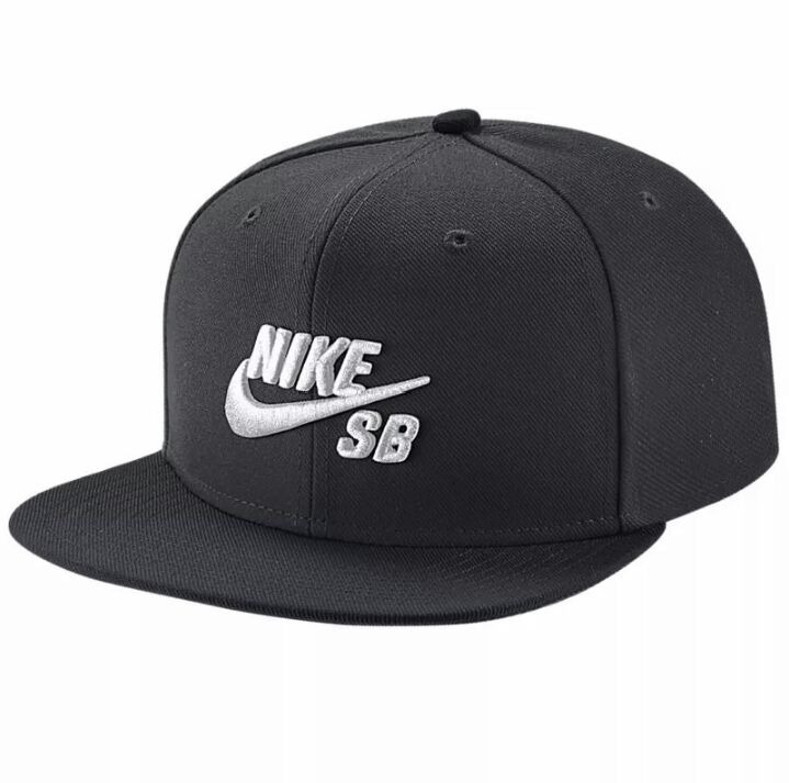 Gorra Nike Sb Mod Icon Snapback Negra Blanco 100% Original -   1.100 ... a586282ab3d