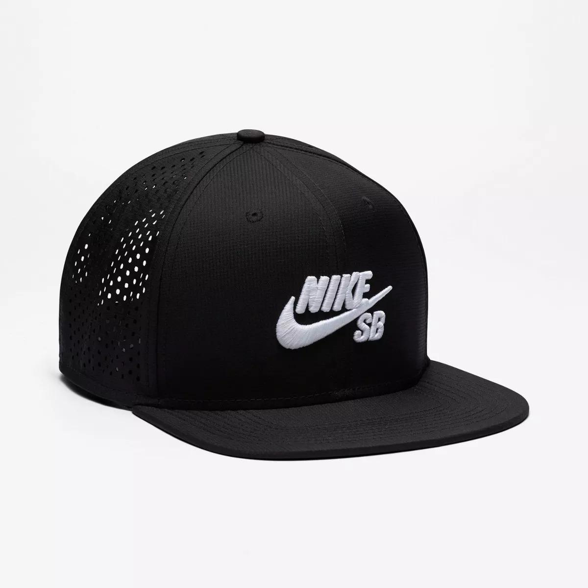 Gorra Nike Sb Performance Trucker 100% Original.negro -   1.299 1e318d6b800