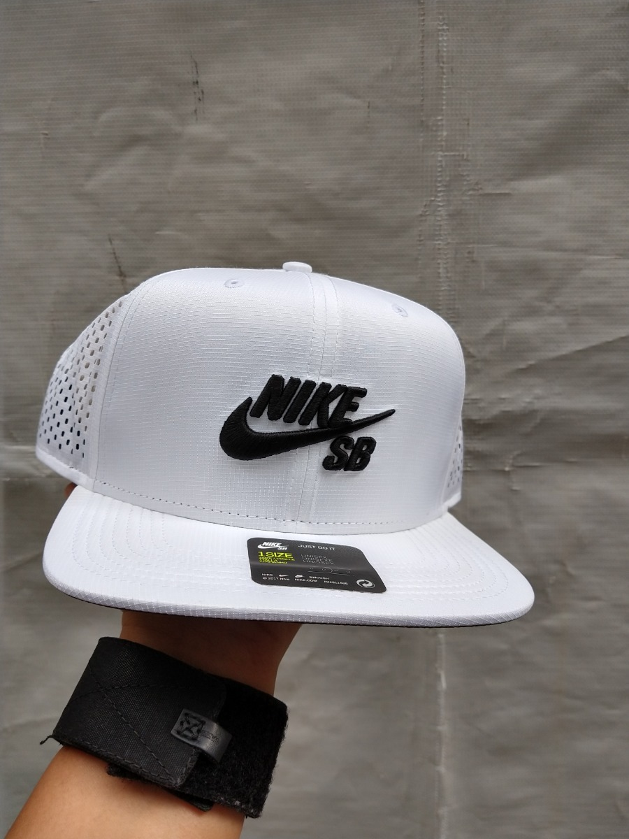 gorra nike sb performance trucker hat white 100% originales. Cargando zoom. d59aa27dc08
