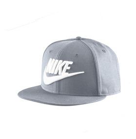 b9e1588b91cc Gorra Nike Sb Plana 100% Gris Original Oferta