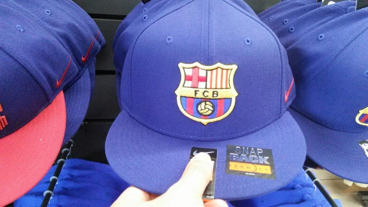 gorra nike sb plana snap back original barcelona. Cargando zoom. 780a91b9e71