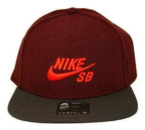 más vendido precio justo pulcro Gorra Nike Sb Pro Bordo Naranja Original
