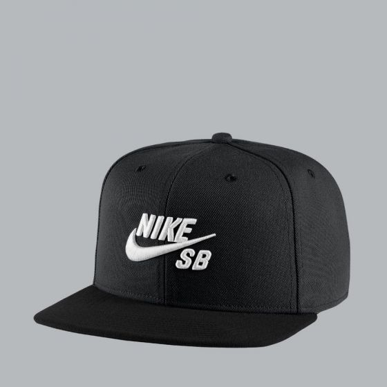 6553476811f12 Gorra Nike Sb Pro Cap Visera Plana Negro Ajustable 822466 -   549.00 ...