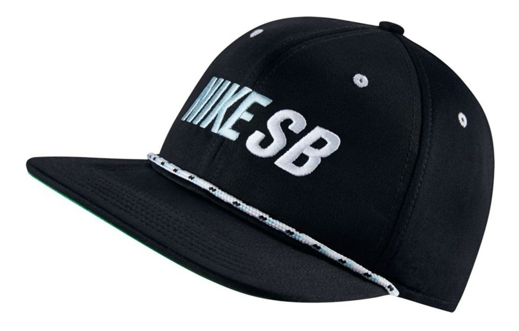 953593d6658c Gorra Nike Sb Pro Negro Hombre