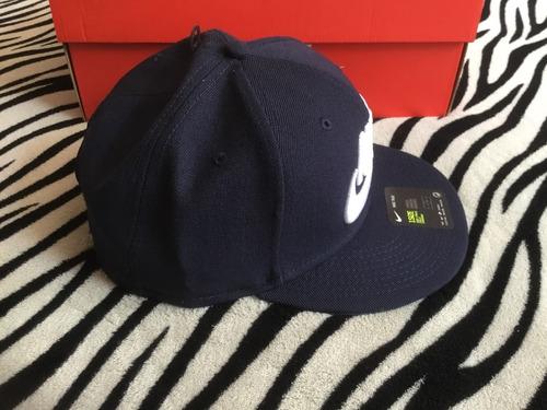 gorra nike snapback 100% original skate envío gratis azul