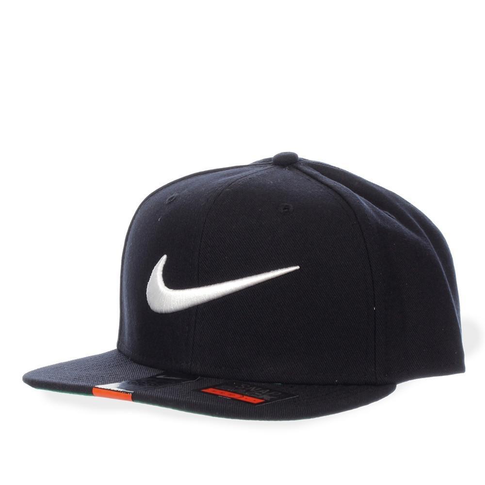 1aab05e02cc11 Gorra Nike Swoosh Pro - 639534011 - Negro - Unisex -   449.00 en ...