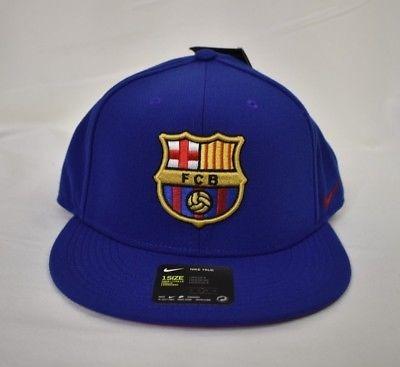 enfermedad explotar Gran engaño  Gorra Nike True Fc Barcelona Futbol Soccer Snapback De Ala - $ 151.151 en  Mercado Libre