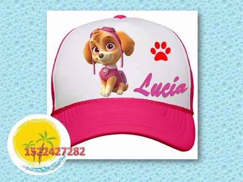 gorra niño personalizada trucker
