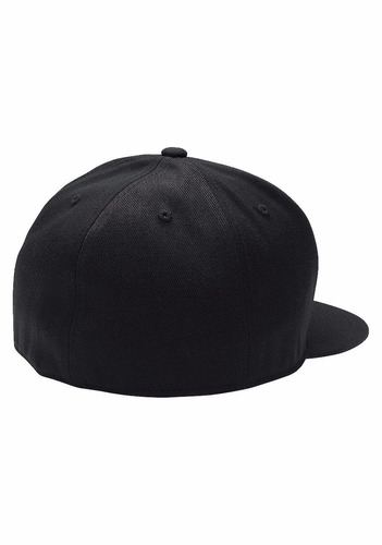 gorra nixon c2333-001-22 icon 210 all black envio gratis