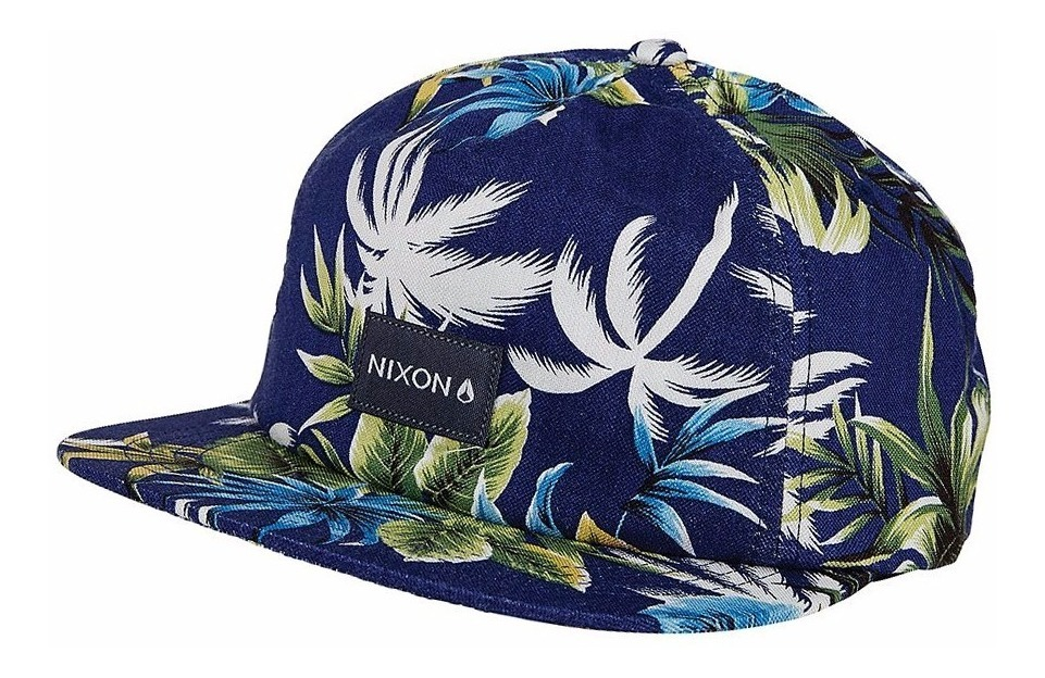 f355eaf3 Gorra Nixon C2440-2171-00 Tropics Snapback Hat Cap - $ 899,00 en ...