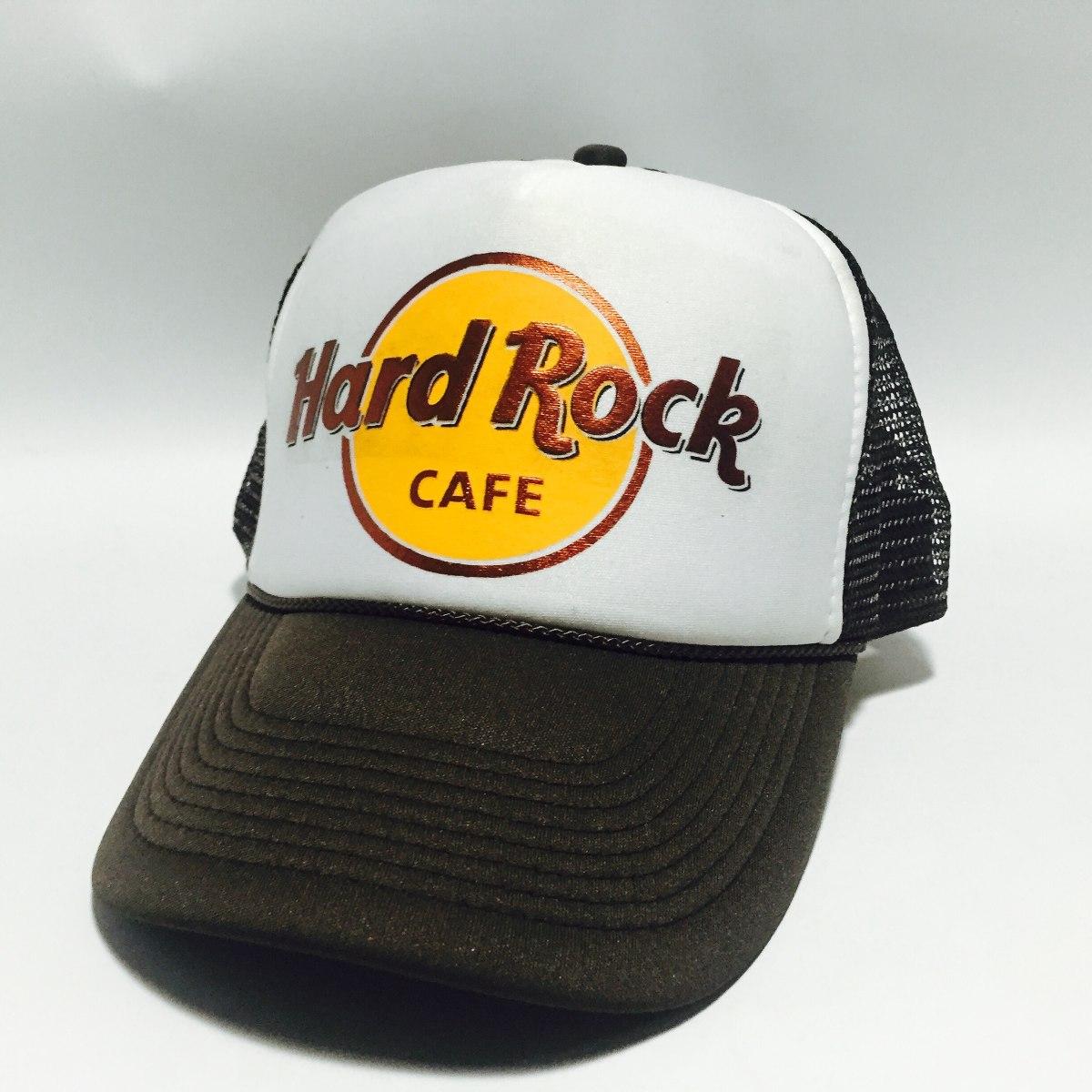 30ce1f7f13b74 gorra nueva hard rock cafe trucker 2017. Cargando zoom.