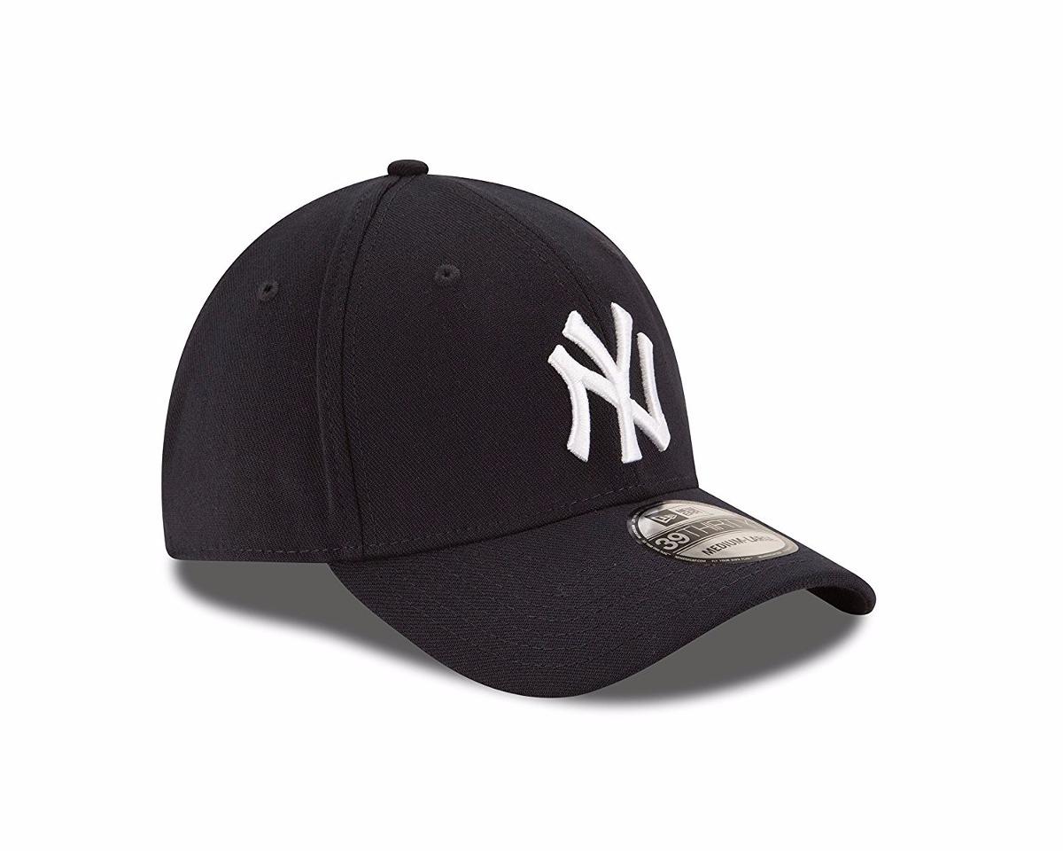 83cb365a4dc9e gorra ny new york yankees mlb 39thirty stretch new era. Cargando zoom.