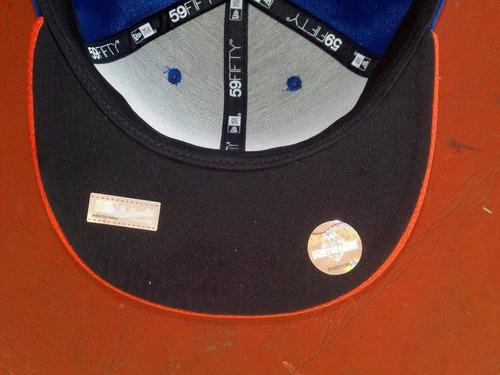 gorra oficial de juego mets nueva york serie mundial 2015