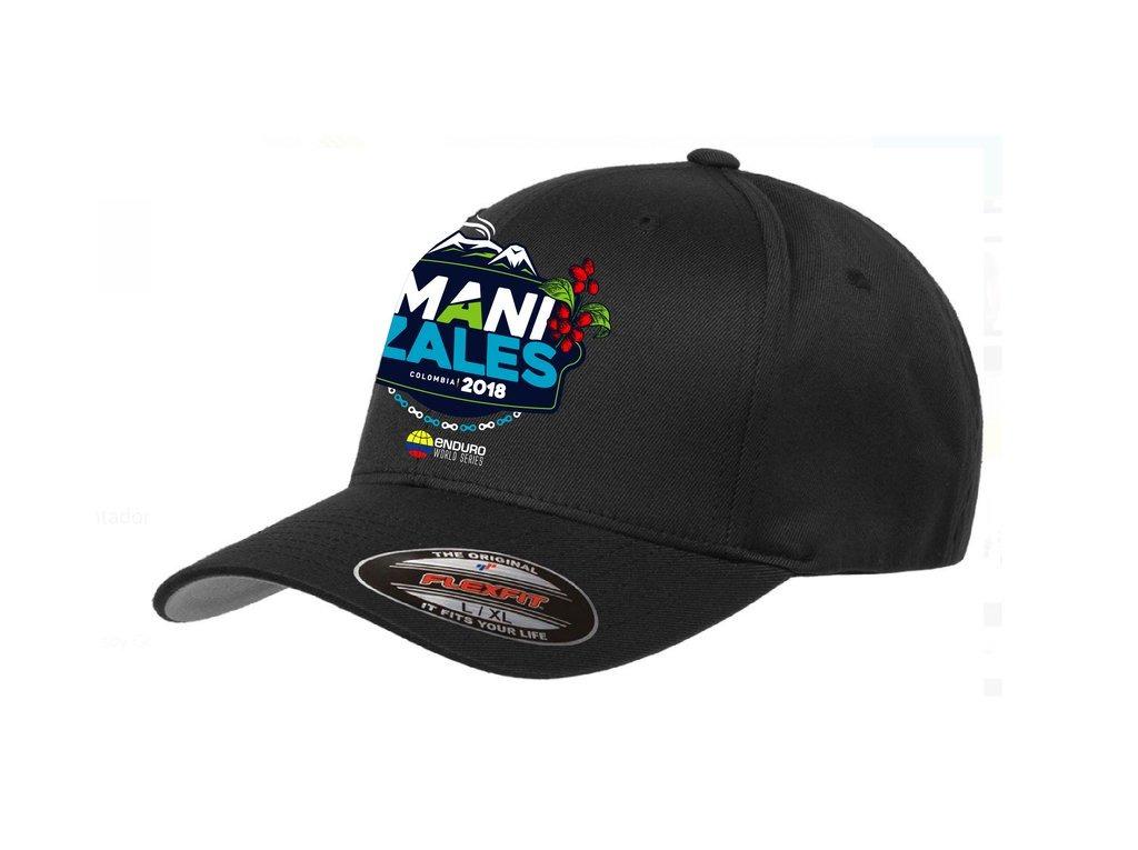 Gorra Oficial Enduro World Series Visera Curva. (negro) -   85.000 en  Mercado Libre 12c09479c38