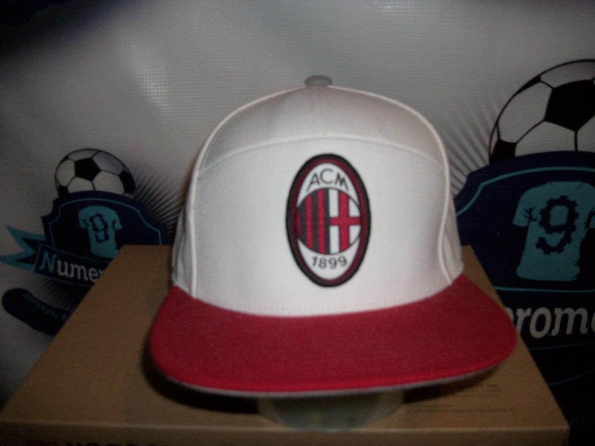 ... cheapest gorra oficial original adidas snapback plana ac milan italia. cargando  zoom. 79508 18fe2 f91f32637cd
