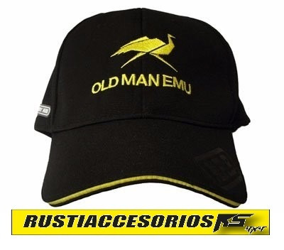 gorra old man negra evolution arb