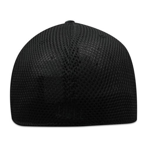 gorra omee curva camuffare flex negro