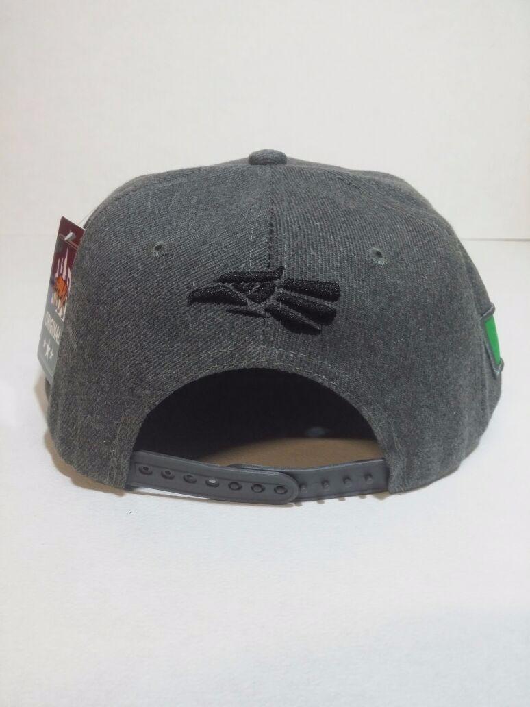 384ce46bda321 gorra original hecho en mexico aguila snapback doble gris os. Cargando zoom.