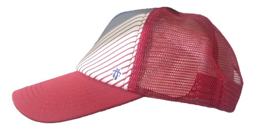 gorra original marca totto - burdury