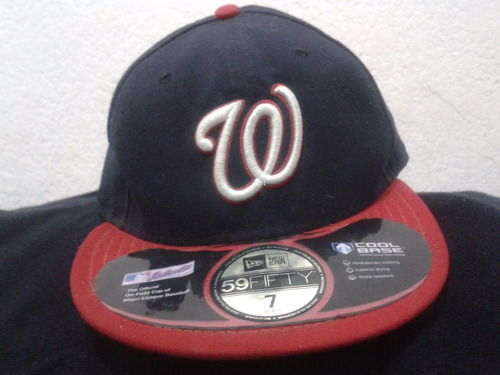 gorra original new era mlb nacionales washington 59fifty